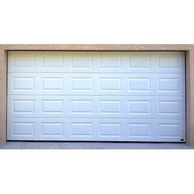 Porte de garage sectionnelle a cassettes