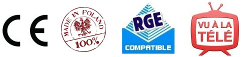 Fenetre sur mesure compatible RGE et conforme CE